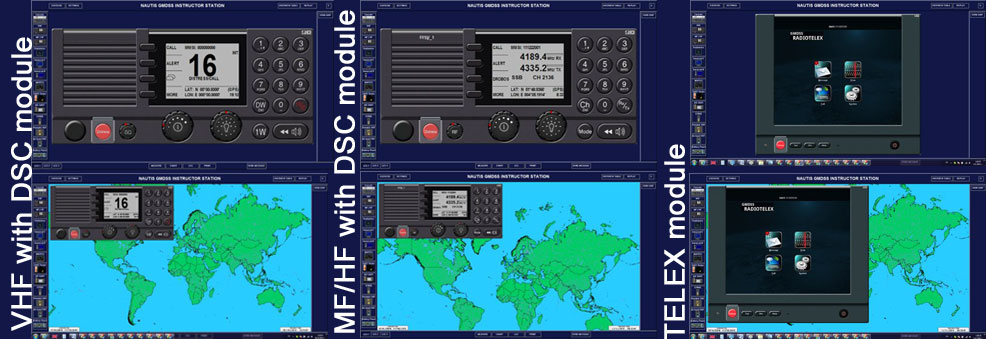 VHF with DCS
